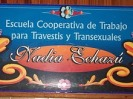 Worker cooperative school for transvestites and transsexuals